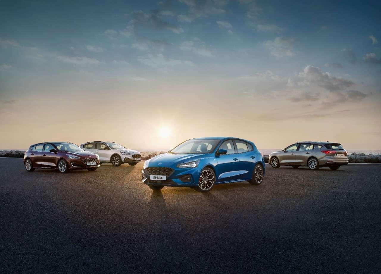 Conoce el nuevo Ford Focus y sus innovadoras tecnologías en centros El Corte Inglés e Hipercor