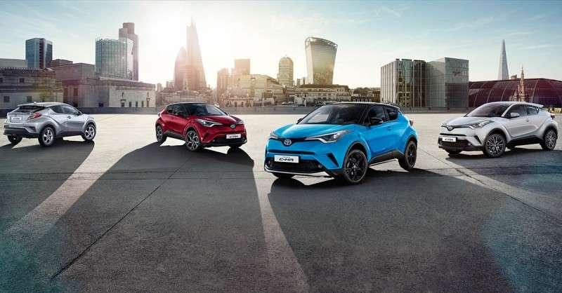 Los híbridos eléctricos sitúan a Toyota en el top 3 de matriculaciones en España