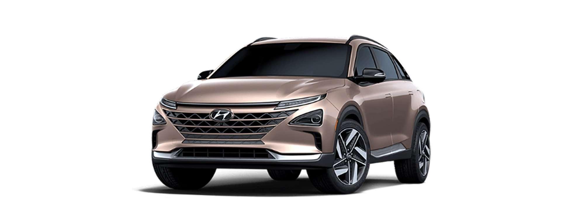 Hyundai NEXO logra una calificación de cinco estrellas en Euro NCAP