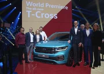 Presentado el nuevo T-Cross que comenzará a fabricarse