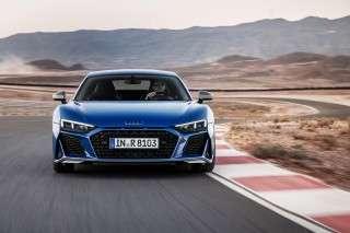 El modelo más rápido es ahora más dinámico: profunda actualización para el Audi R8