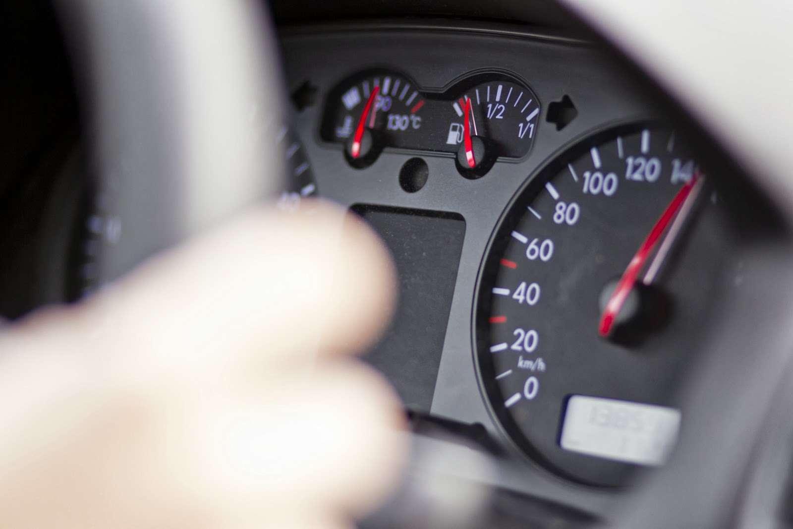 Nuevo límite de velocidad en vías convencionales