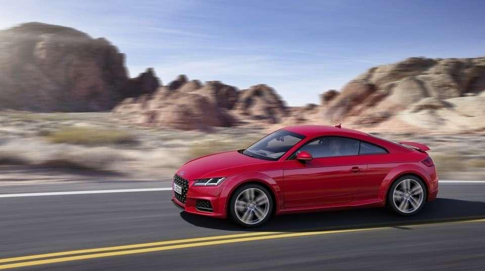 Más prestaciones para el deportivo compacto: arranca la comercialización del nuevo Audi TT