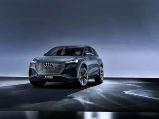 El Audi Q4 e-tron concept: la llegada de una nueva serie