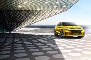 ŠKODA en el Salón del Automóvil de Ginebra: Eléctrica, inteligente, innovadora y emotiva