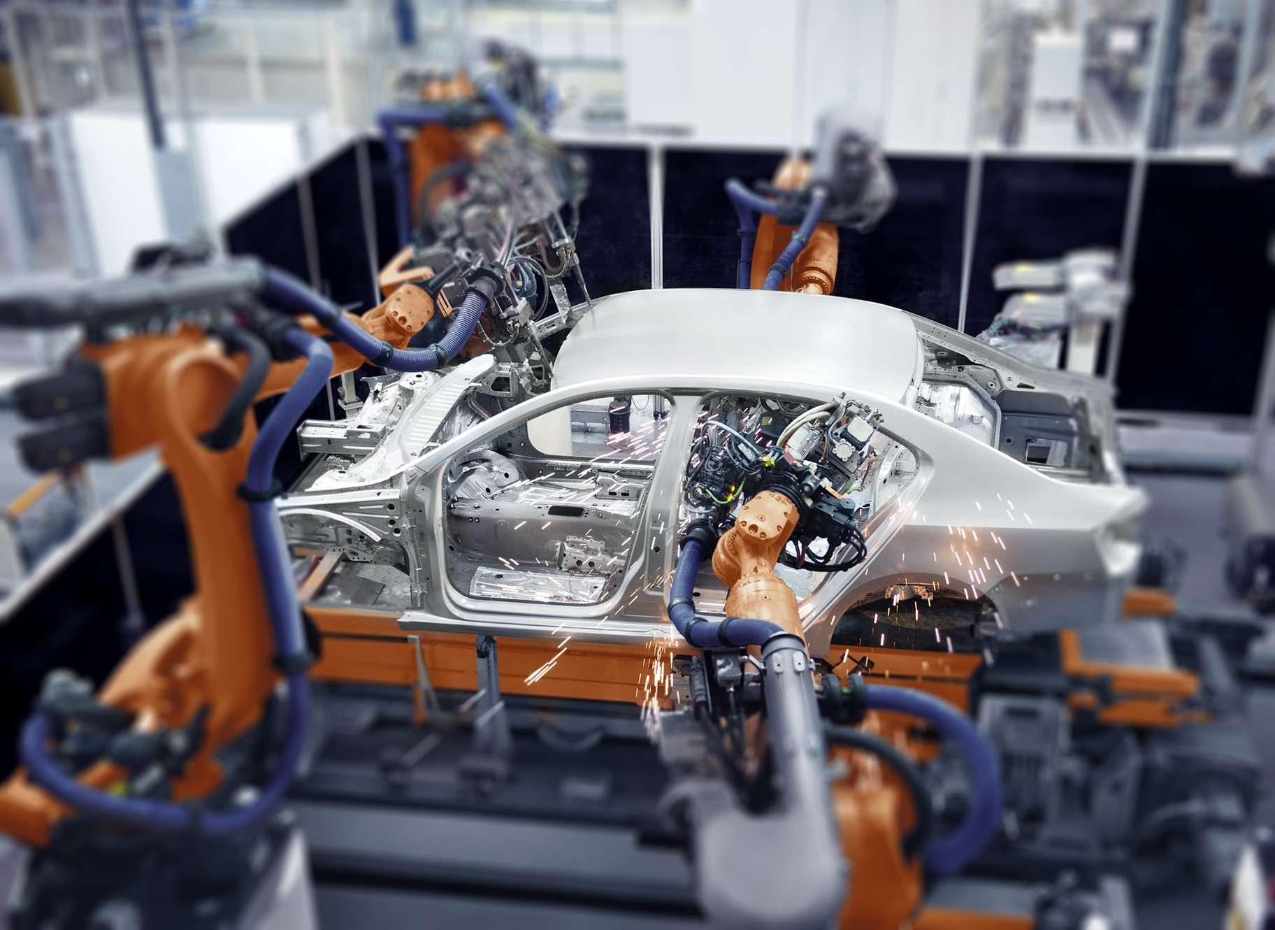 Las fábricas españolas siguen produciendo al mismo ritmo en el inicio de 2020