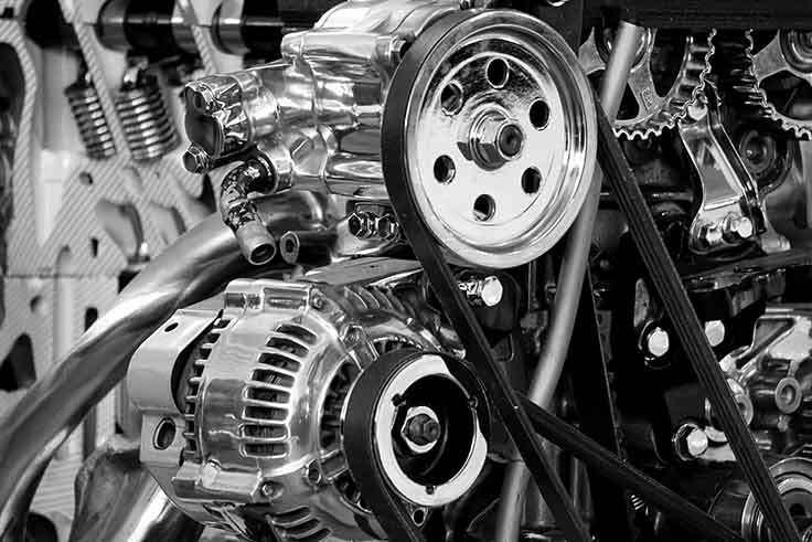 Conoce qué tipos de motores puede tener un coche
