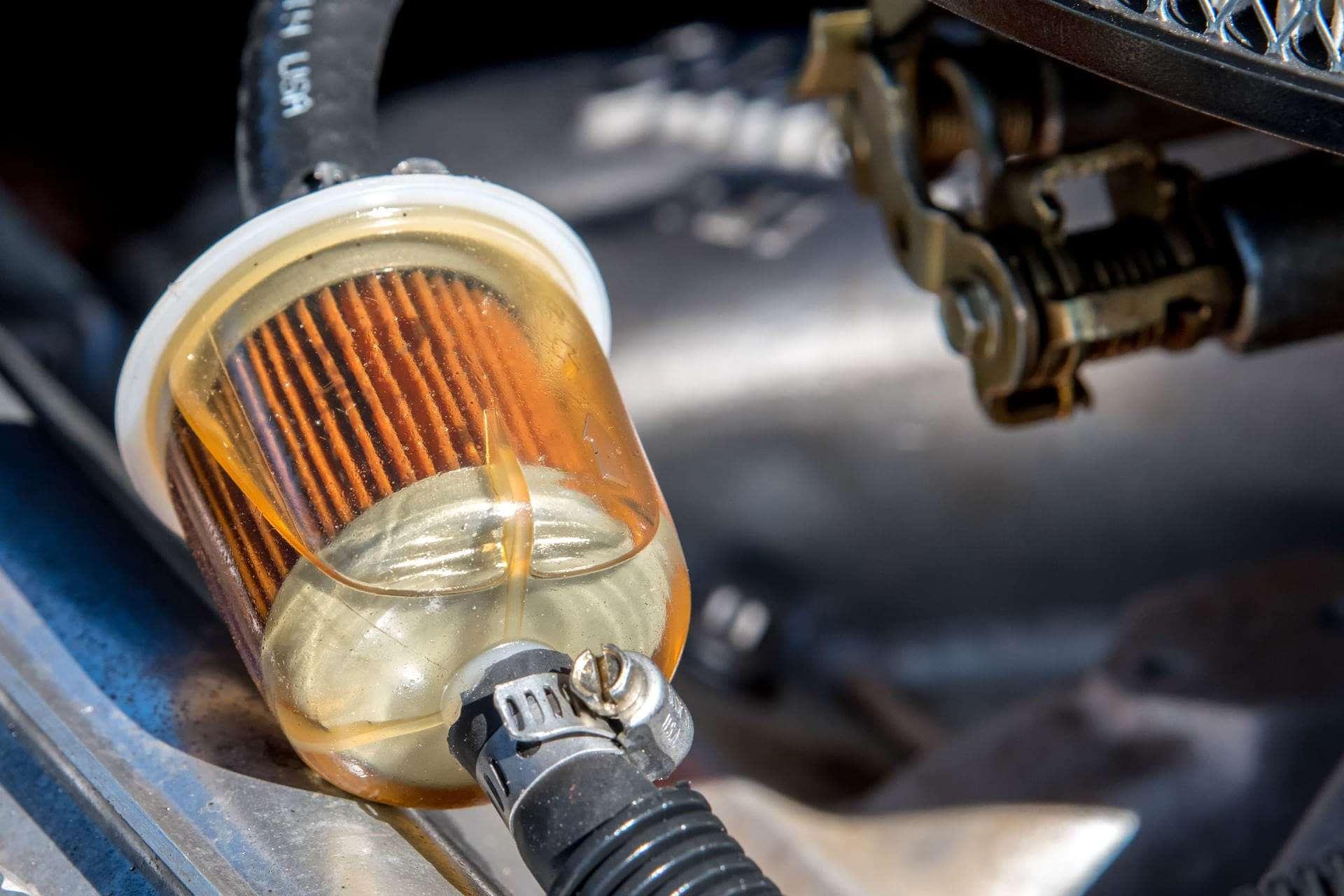 ¿Por qué es tan importante mantener limpio el filtro de combustible?