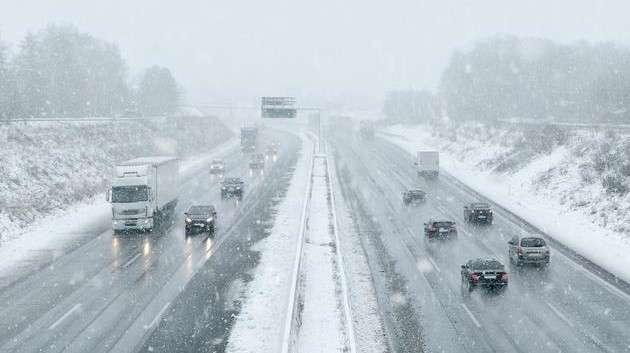 Cómo conducir en malas condiciones climatológicas