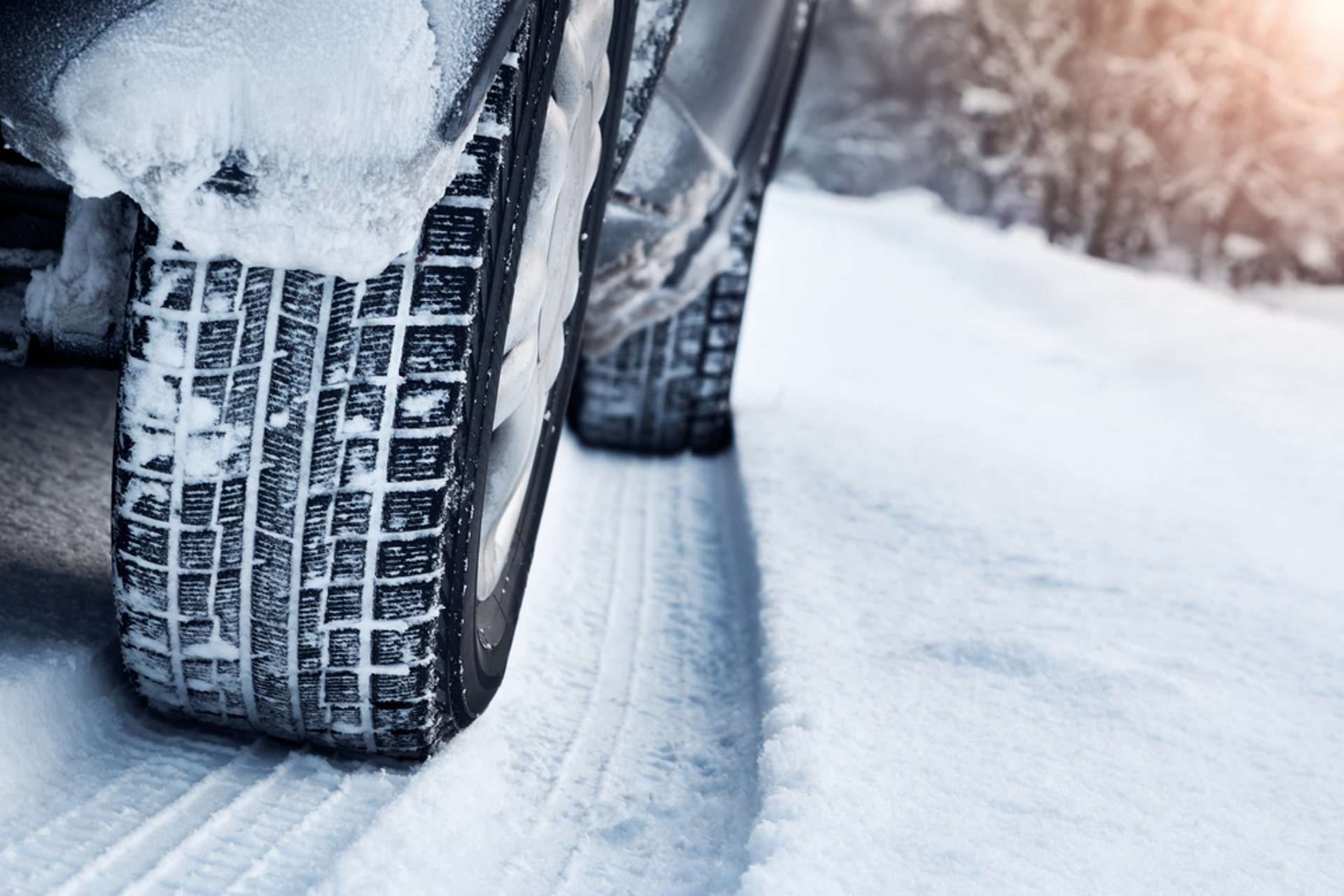 Ventajas de llevar neumáticos de invierno