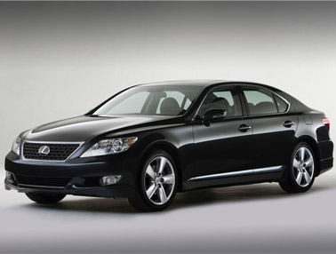 Lexus LS 460 Touring Edition 2011
