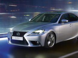 Lexus IS, éxito de ventas en todo el mundo