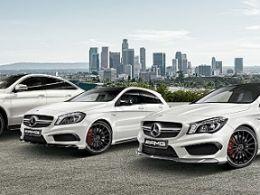 Dimovil trae la caravana Dream Cars de Mercedes-Benz