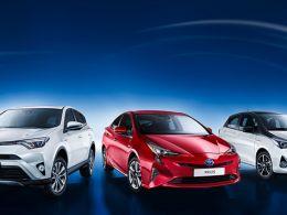 Llega la Semana del Híbrido en Toyota