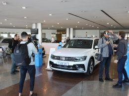 Huertas Motor abre sus puertas para presentar el nuevo Tiguan