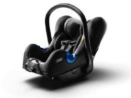 Del 0 al 10, ¿cómo de seguro debe ser un asiento infantil en un vehículo?