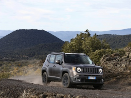 Jeep Renegade Night Eagle II: nacido para la aventura
