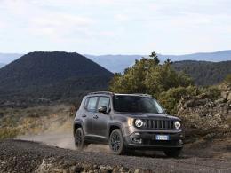 Jeep Renegade Night Eagle II: nacido para la aventura