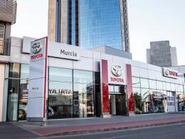 Toyota Murcia incorpora una línea de WhatsApp a su servicio de atención al cliente
