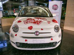 Fiat muestra lo mejor de su gama por San Valentín