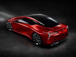 Lexus LC 500: ingeniería avanzada para un coupé premium único