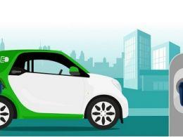 Todos los modelos Smart también serán eléctricos