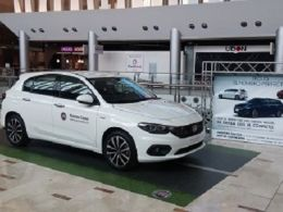 Huertas Center lleva el Fiat Tipo 5 puertas a Nueva Condomina