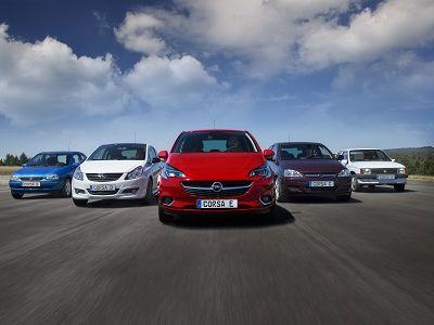 El Opel Corsa alcanza las 750.000 unidades vendidas