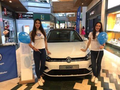 Volkswagen luce el nuevo Golf en Espacio Mediterráneo