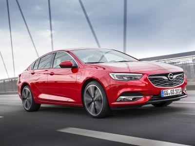 Opel se supera con el nuevo Insignia Grand Sport