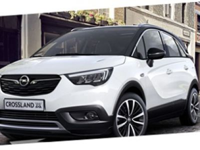 Nuevo Opel Crossland X: un SUV para disfrutar de la ciudad