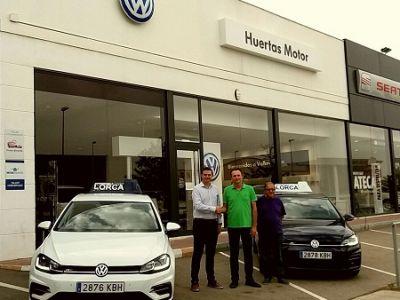 Volkswagen Golf para Autoescuela Lorca