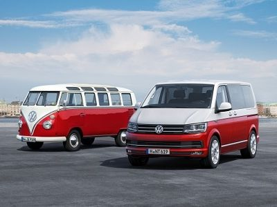 Volkswagen ofrece tenerlo todo con la gama Multivan