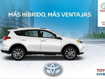 Toyota RAV4 híbrido: más garantía, más completo