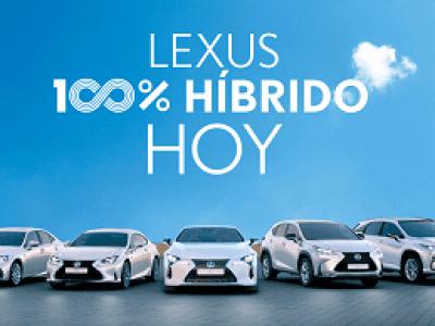 Lexus lo pone fácil: cambia tu diésel por un híbrido