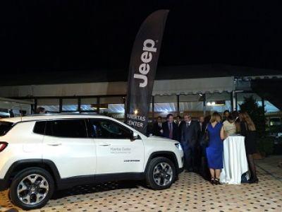 Jeep, en la Noche de las Telecomunicaciones
