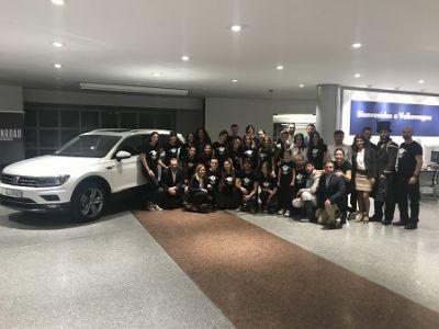 Rainroad adelanta su estreno en Huertas Motor Volkswagen