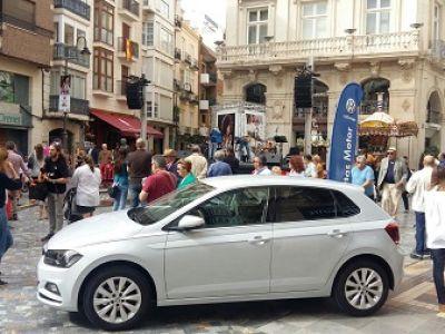 Huertas Motor lleva el nuevo Polo al Festival de Jazz de Cartagena