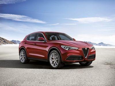 Alfa Romeo se supera con su primer SUV