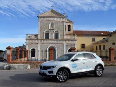 Volkswagen acompaña a los Reyes Magos en Molina de Segura
