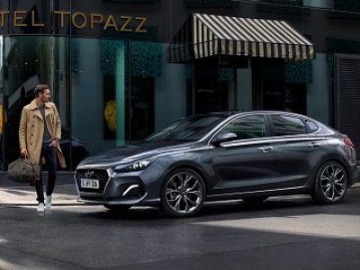 Hyundai completa la gama i30 con la versión Fastback,