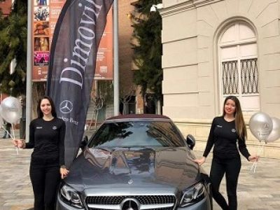 Mercedes-Benz se apunta a la presentación del cartel del Entierro de la Sardina