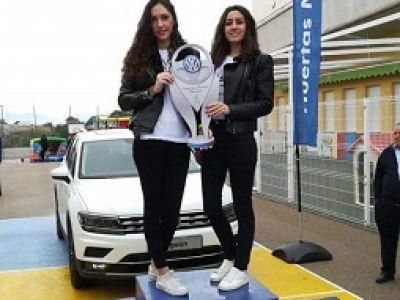 Volkswagen en la carrera de Los Olivos