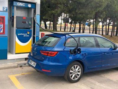 Prueba del Seat León ST 1.4 TGI de gas natural