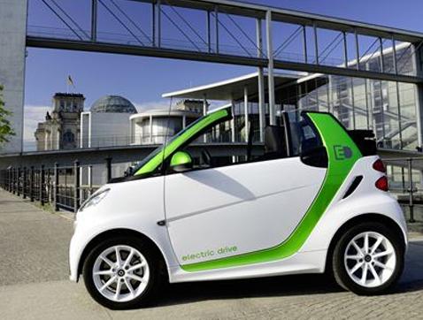 Smart lanzará en verano la nueva versión elé©ctrica del fortwo