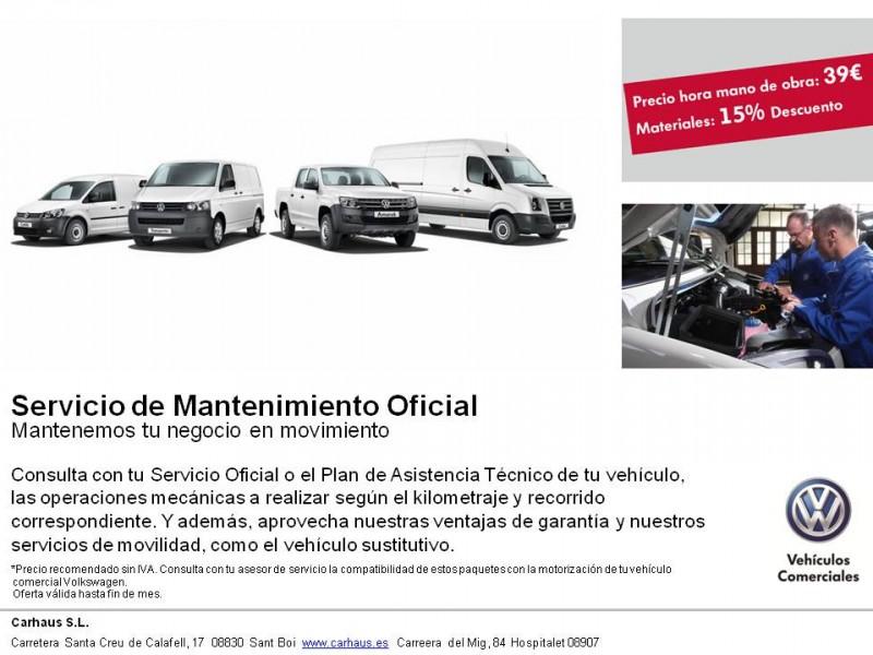 SERVICIO DE MANTENIMIENTO OFICIAL
