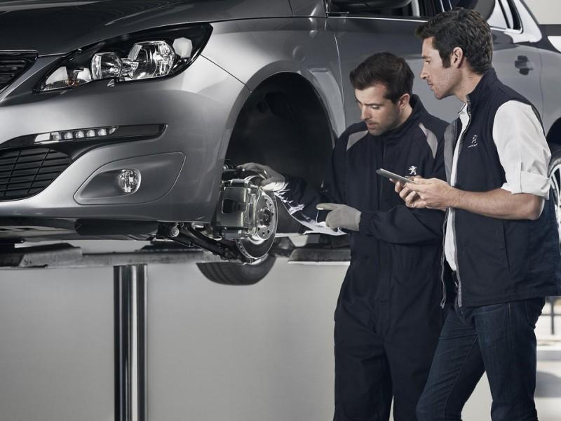 Revisión Peugeot -5 años