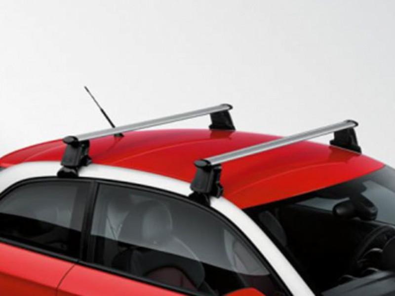 Barras Portaequipajes para A1 Sportback + Bolsa de transporte de Regalo