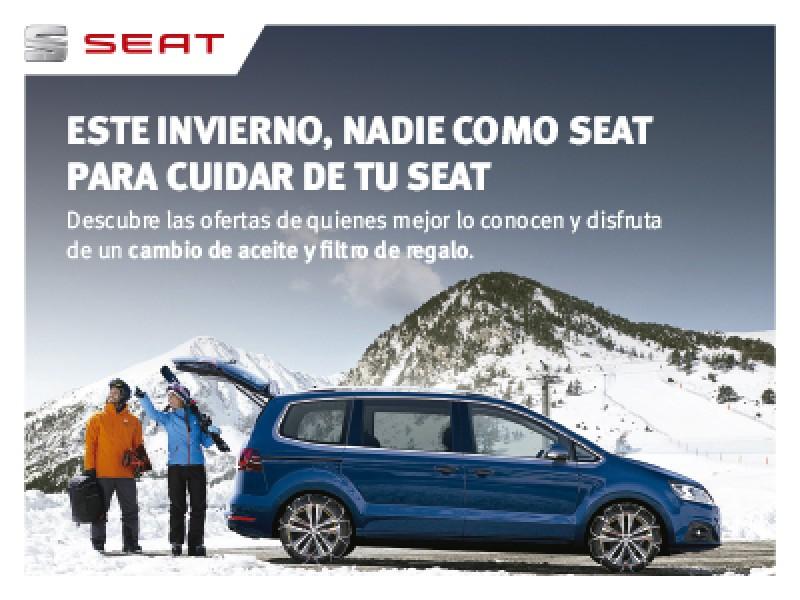 Promociones SEAT Invierno 2017