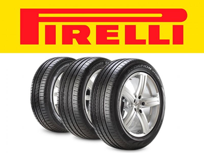 Promoción en marca de neumáticos Pirelli